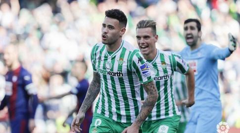 אנטוניו סנאבריה חוגג (La Liga)