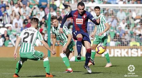 קיקה גארסיה עם הכדור (La Liga)