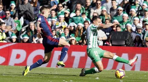 פביאן אוריאנה בועט (La Liga)