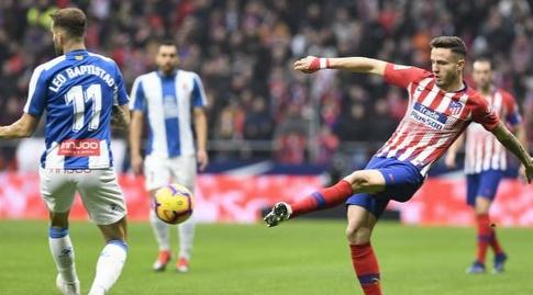 סאול מול לאו בפטיסאטו (La Liga)