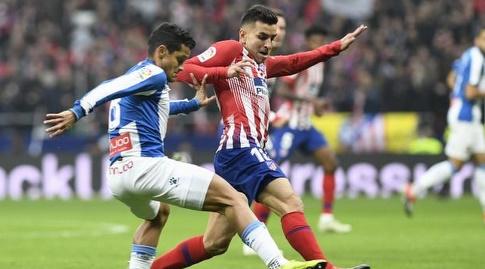 אנחל קוראה מול רוברטו רוסאלס (La Liga)