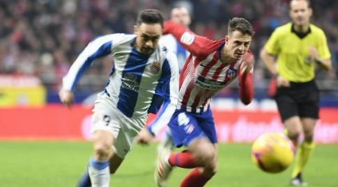 סרחיו גארסיה מול סנטיאגו אריאס (La Liga)