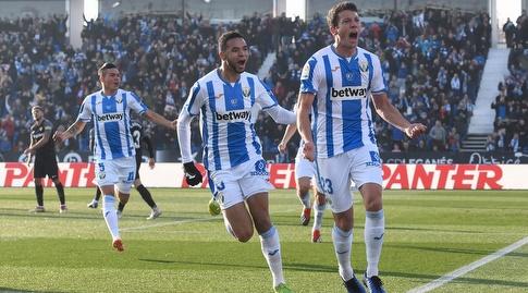 מיקל וסגה חוגג (La Liga)