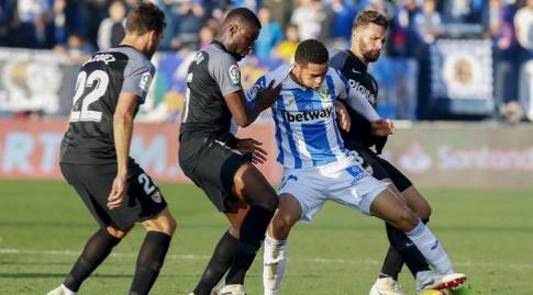 יוסף א-נאסירי עם הכדור (La Liga)