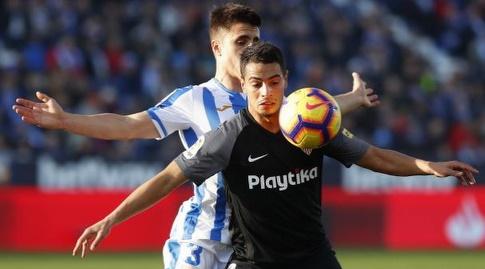 וויסאם בן ידר עם הכדור (La Liga)