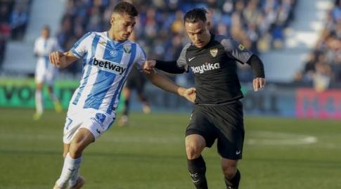 רוקה מסה עם הכדור (La Liga)