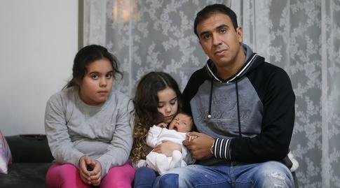 פדרו גלבאן והמשפחה (רדאד ג'בארה)
