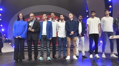 טקס נבחרי הספורט בסימן 70 שנה לספורט הישראלי (חורחה נובומינסקי)