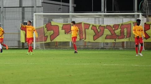 שחקני מ.ס אשדוד מאוכזבים (חגי מיכאלי)