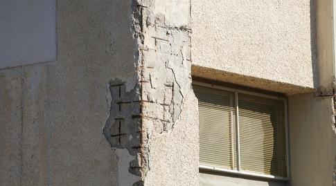 אולם ברלין. הבטון חשוף (רדאד ג'בארה)