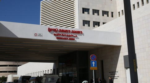 בית החולים אסותא באשדוד (שחר גרוס)