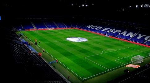 אצטדיון RCDE מוכן (La Liga)