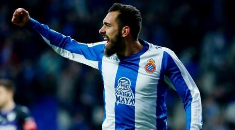 בורחה איגלסיאס חוגג (La Liga)