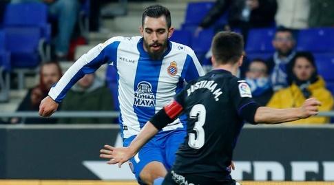 בורחה איגלסיאס עובר (La Liga)
