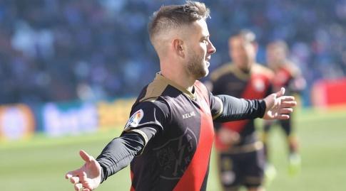 אלברו מדראן חוגג (La Liga)