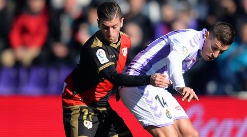 רובן אלקראס מול אדרי אמבארבה (La Liga)