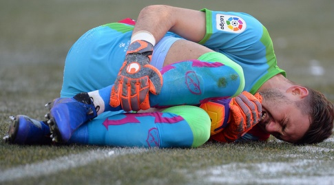 סטולה דימיטרייבסקי על הדשא (La Liga)