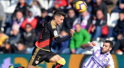 אלכס מורנו נוגח (La Liga)