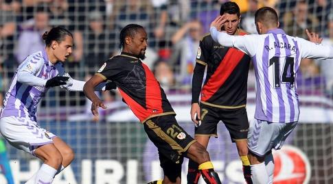 עבדולייה בא מול רובן אלקראס (La Liga)