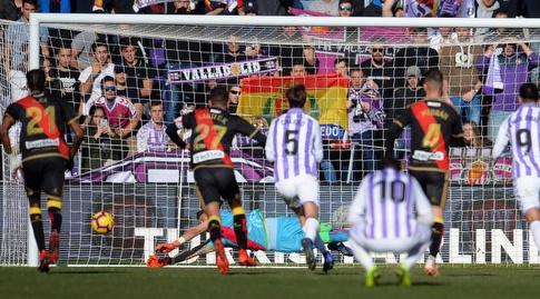 סטולה דימיטרייבסקי עוצר את הפנדל (La Liga)