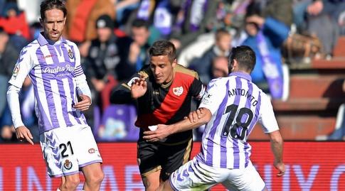 אנטוניטו נלחם על הכדור (La Liga)