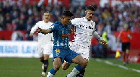 רודרי מול אנדרה סילבה (La Liga)