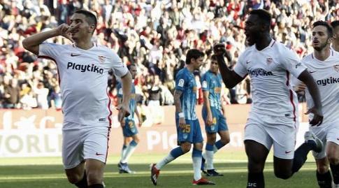 וויסאם בן ידר חוגג (La Liga)