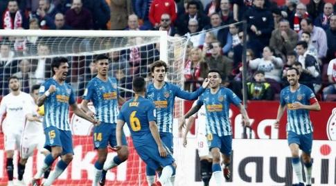 אנטואן גריזמן חוגג עם החברים (La Liga)