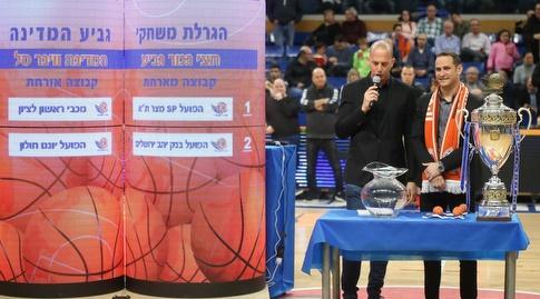הגרלת חצי הגמר (רדאד ג'בארה)