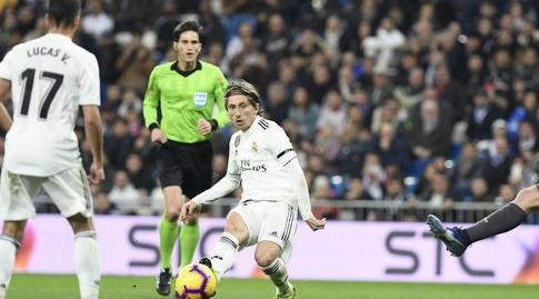 לוקה מודריץ' מוסר (La Liga)