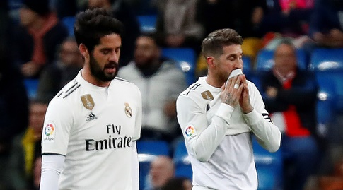 ראמוס ואיסקו (La Liga)