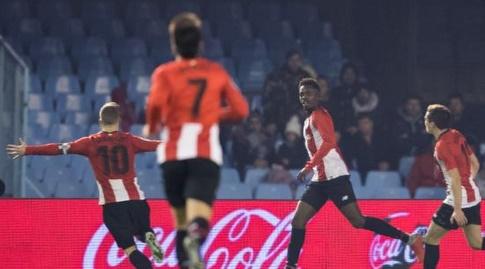 וויליאמס חוגג (La Liga)