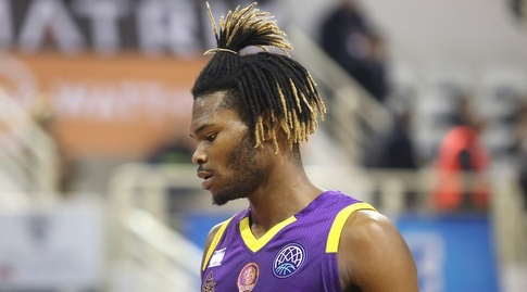 קורי וולדן מאוכזב (FIBA)