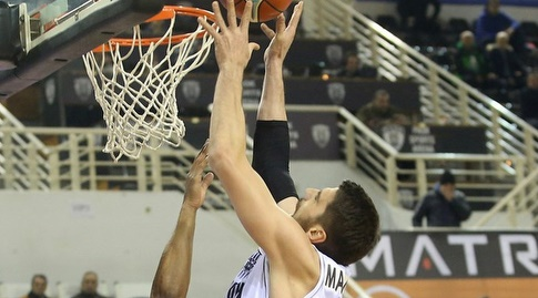 מרגריטיס עולה לסל (FIBA)