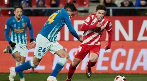 ולרי פרננדס מול חוסה חימנס (La Liga)
