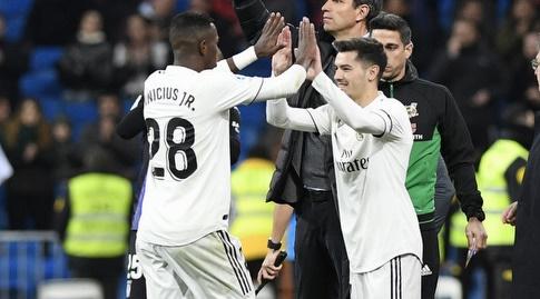 ברהים דיאס נכנס במקומו של ויניסיוס ג'וניור (La Liga)