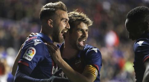 בורחה מיוראל חוגג עם קוקה אנדוחאר (La Liga)
