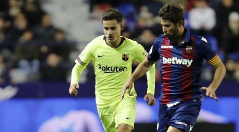 קוקה אנדוחאר מול פיליפה קוטיניו (La Liga)