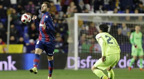 חוסה קמפנייה מול קלמנט לנגלה (La Liga)