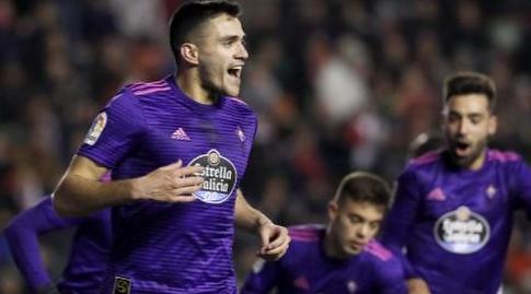 מקסי גומס חוגג (La Liga)