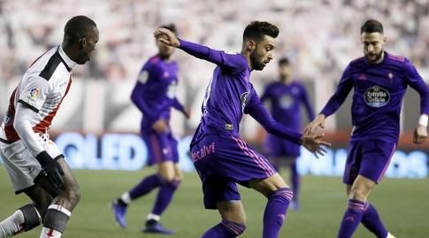 ברייס מנדס עם הכדור (La Liga)