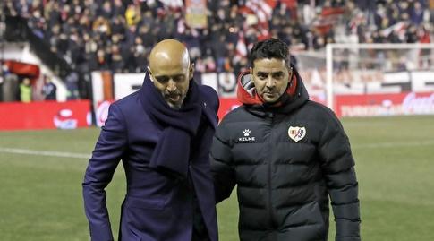 מיצ'ל ומיגל קרדוסו (La Liga)