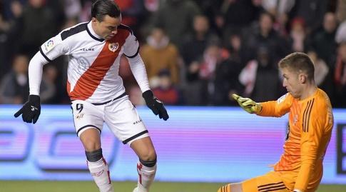 רובן בלנקו מול ראול דה תומאס (La Liga)