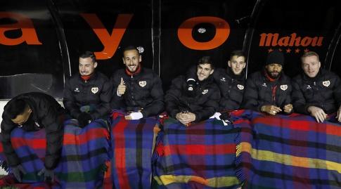 שחקני הספסל של ראיו וייקאנו (La Liga)
