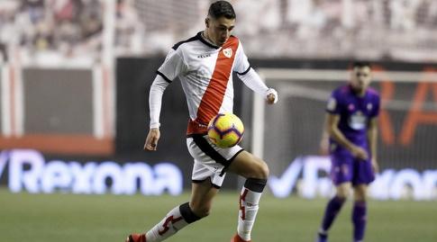 סנטי קומסאנה עם הכדור (La Liga)