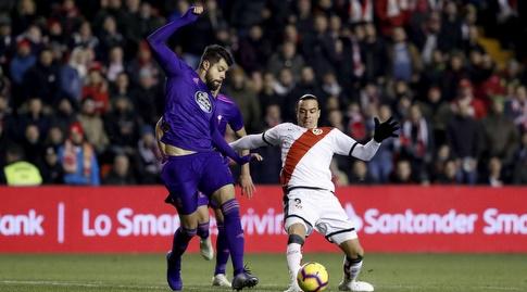 ראול דה תומאס מול נסטור אראוז'ו (La Liga)