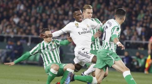 ויניסיוס ג'וניור מוכשל (La Liga)