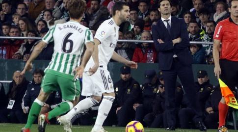 נאצ'ו פרננדס עם הכדור (La Liga)