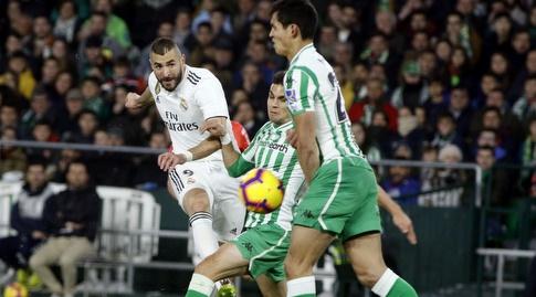 קארים בנזמה בועט (La Liga)