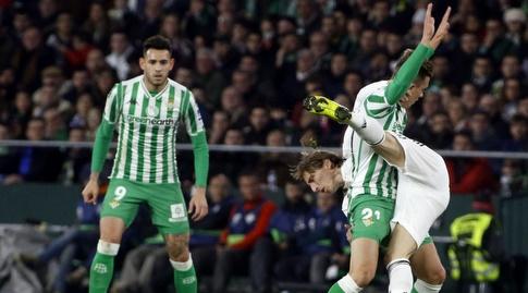 לוקה מודריץ' מוכשל (La Liga)